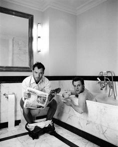 Ewan McGregor & Jude Law dans une salle de bain : too much information !