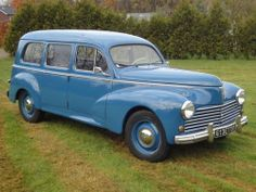 1953 Peugeot 203 Familiale on Car And Classic UK [C455264]