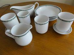 """Képtalálat a következőre: """"burlington porcelain plate, green"""""""