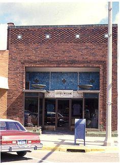 Land & Loan Office Building, Algona, Iowa - Louis Sullivan, Architect