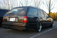 Mercedes-Benz W124 Wagon