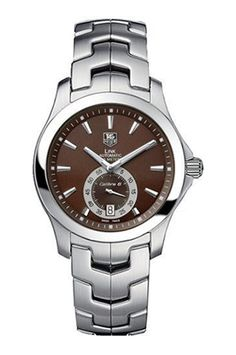 TAG Heuer men's watch, a great present for the groom| Visit wedding-venues.co.uk