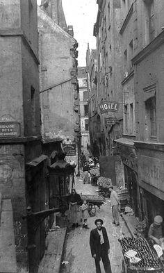 rue de Venise Paris 4e