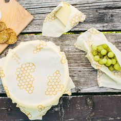Beeswax Reusable Sandwich Wrap | Reusable Kitchen Wrappers | UncommonGoods