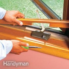 How To Replace A Casement Window Crank Operator this website is a great place to find a fix for your home . just type in what you want to fix and it will take you there. it a real handyman special :)