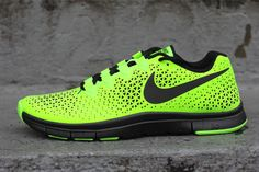 Volt/black colorway of the Nike Free Haven 3.0. So fresh. Get on me, please.