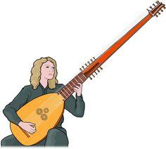 theorbo/théorbe/chitarrone