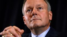 Bank of Canada governor Stephen Poloz said Tuesday during a speech in Vancouver that so-called  macroprudential policies are best placed to deal with threats to financial stability.