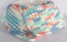 Sometimes the simplest stitches and a simple project give me the greatest satisfaction. These easy dishcloths make a great carry along proj...