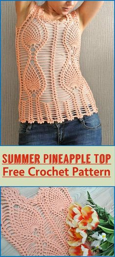 110+ Free Crochet Patterns for Summer and Spring - Page 9 of 12 - DIY & Crafts