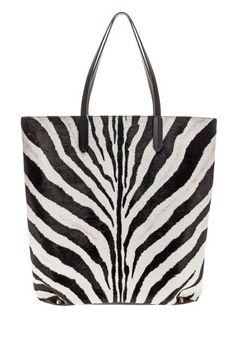 Zebra tote!