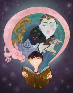 The Neverending Story by spicysteweddemon.deviantart.com on @deviantART