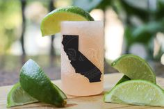 Q&A CALIFORNIA Home State Himalayan Salt Shot Glass
