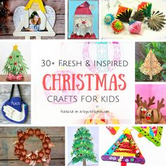This cute n' cheeky Christmas Elf Craft is a must for the Christmas season. Easy for kids to make using recycled materials and a little paint!