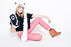 The BEST. The SOFTEST. I know where I'm getting my spirit hood from for EDC this year!!!! www.headhughoodies.com