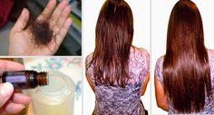 Solo agrega estos dos ingredientes a tu champú y dile adiós a la caída del cabello para siempre, como si fuera un milagro