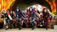 Guests can celebrate all things Descendants 3 with the DescenDANCE Party at Disney Springs in the Walt Disney World Resort. Disney Channel Descendants, Disney Descendants 3, Descendants Cast, Descendants Costumes, Descendants Videos, Descendants Characters, Cheyenne Jackson, Anne Mcclain, Dove Cameron