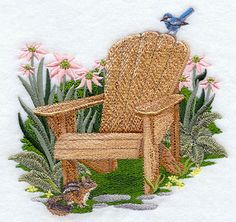 Machine Embroidery Designs at Embroidery Library! - Color Change - D5255