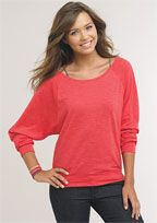cute & casual...i want one in every color! :)