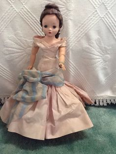 """20"""" Madame Alexander 1955 Cissy Doll #Dolls"""