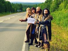"""Anões de """"O Hobbit"""""""