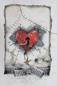Gothic Fairytale Card