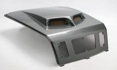 Maier Rear Fender White for Polaris RANGER RZR S 800 2009-2014