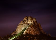 Peña de Bernal, Queretaro by Juanjo Gutierrez, via Flickr