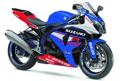 Suzuki GSX-R 1000 SERT Limited Edition (Germany)
