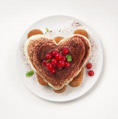 Recette Tiramisù de Saint Valentin et encore plus de recettes ici : http://www.ilgustoitaliano.fr/recettes/i-love-tiramisu