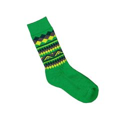 Bright Patterned Socks