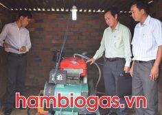 Biogas trong sản xuất điện năng