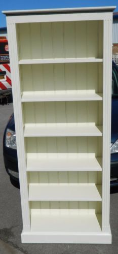 Pine Bookcase 6ft Tall X 30 Wide Adjule