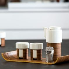 Tea & Coffee Set | Tonfisk Design