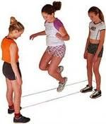 Chinese jump rope - loved playing with my friends and at recess in school My Childhood Memories, Childhood Toys, Sweet Memories, Good Old Times, The Good Old Days, Chinese Jump Rope, 80s Kids, My Youth, My Memory