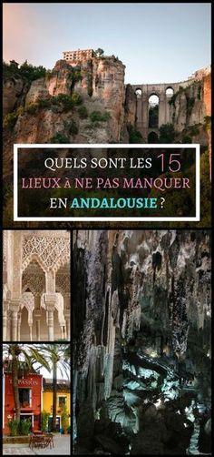 Tout au sud de l'Espagne, la région ne cesse d'émerveiller les voyageurs depuis des siècles. Que visiter en Andalousie ? Séville, Cordoue, Malaga et d'autres endroits se doivent d'être admirés. Voici ce que vous ne devrez pas manquer lors de votre prochain voyage en Andalousie !