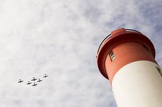 Umhlanga lighthouse with flying formation  Purchase from www.ayrphotography.co/Durban-Africa-Prints-sale Where The Heart Is, Lighthouse, Landscapes, Africa, Prints, Bell Rock Lighthouse, Light House, Paisajes, Scenery
