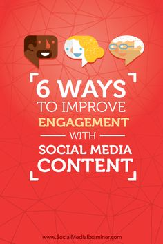 Simple content ideas can give you something to talk about, even if you feel like you don't have anything new or original to say. In this article you'll discover six ways to create social media conversations with content.