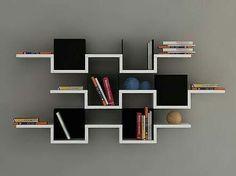 Bookshelf Design 2020 – What is the standard size of a bookshelf? – Sayfa 10 – Home Ideas Wall Shelf Decor, Wall Shelves Design, Bookshelf Design, Wall Design, Bookshelves, House Design, Bookcase Wall, Wall Shelving, Wood Furniture