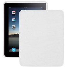 Saturn (Hvit) iPad Deksel