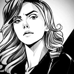 """""""Black Widow by Stacey Lee"""" << beautiful Marvel Women, Marvel Girls, Comics Girls, Marvel Fan Art, Marvel Heroes, Marvel Avengers, Black Widow Scarlett, Black Widow Natasha, Black Widow Drawing"""