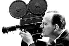 "Masterclass on film editing with Ingmar Bergman. Excerpt from the documentary ""Ingmar Bergman gör en film/Ingmar Bergman makes a movie"" by Vilgot Sjöman (1963)"