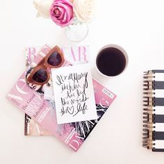 A collection of Blush lifestyle, fashion, boutique photos from our instagram account. Dreamy inspirational photos.