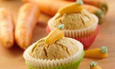 Rüebli-Nuss-Muffins