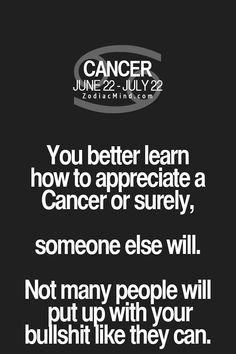 Cancer Zodiac Sign | Truth