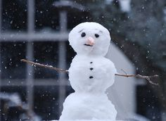 """Seasonal Affective Disorder is more than just """"winter blues"""". SAD is a serious disorder characterized by dramatic mood shifts and measurable changes toward depressive thinking patterns. TIPS from JOYTHRUYOGA Funny Snowman, Make A Snowman, Frosty The Snowmen, Sweater Weather, Snowman Photos, Snowmen Pictures, Especie Animal, Holiday Break, Holiday Time"""