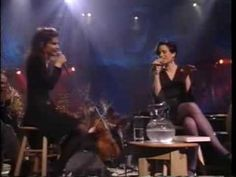 Natalie Merchant ~ Trouble Me from MTV Unplugged : a song of solidarity, second cousin to REM's Everybody Hurts.