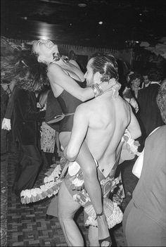 Dancing at Studio 54