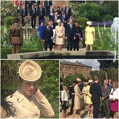 New❗The Duke and Duchess of Cambridge at Hillsborough Garden Party, Northern Ireland  14 June 2016  #dukeofcambridgr#duchessofcsmbridge#hillsborough#northernireland#gardenparty#amazing#duchesscatherine#awesome#photographs#princewilliam#princesskate#willandkate#lovely#picoftheday#wow#capturedmoment#moments#fabulous#royalcouplr#georgiecharlotte_cambridge2016#futureofengland#godsavekingwilliam
