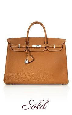 Can a dream closet exist without a classic Birkin? (no, it cannot.)